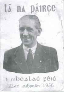 Seán McCool Irish Republican