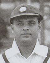 Shute Banerjee Indian cricketer