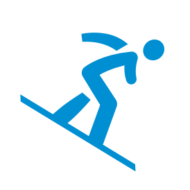 Snowboarding at the 2018 Winter Paralympics downhill sport at the Winter Paralympics in PyeongChang, 12 and 16 March 2018