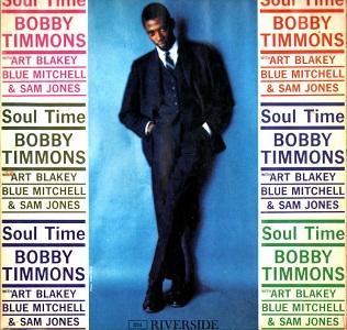 <i>Soul Time</i> 1960 studio album by Bobby Timmons
