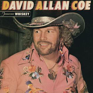 <i>Tennessee Whiskey</i> (album) 1981 studio album by David Allan Coe