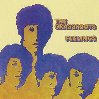 <i>Feelings</i> (The Grass Roots album) 1968 studio album by The Grass Roots