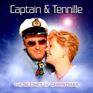 <i>The Secret of Christmas</i> (album) 2007 studio album by The Captain & Tennille