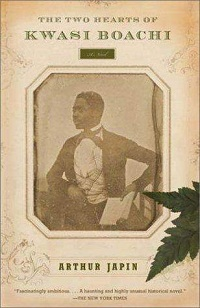 <i>The Two Hearts of Kwasi Boachi</i> Book by Arthur Japin