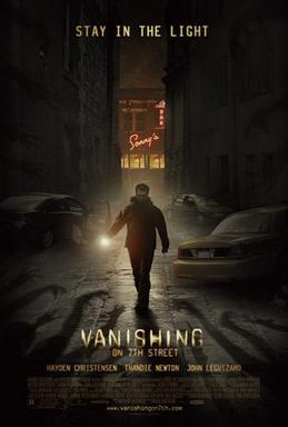 Vanishing on 7th Street (2010) movie poster
