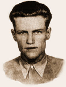 American bank robber and associate of John Dillinger and the Alvin Karpis-Barker Gang