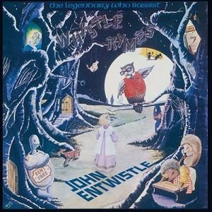 <i>Whistle Rymes</i> 1972 studio album by John Entwistle