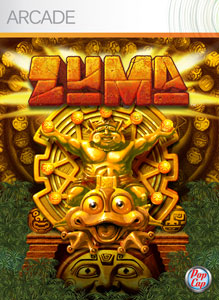 Picture of a game: Zuma