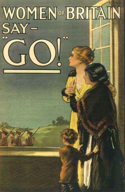 File:1915 Women of Britain, say Go!.jpg - Wikipedia