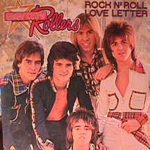 <i>Rock n Roll Love Letter</i> 1976 studio album by Bay City Rollers