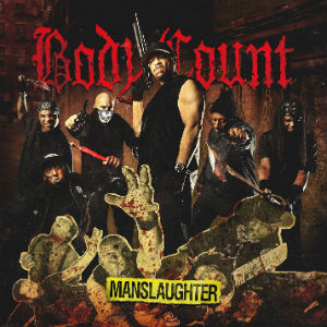 <i>Manslaughter</i> (album) 2014 studio album by Body Count