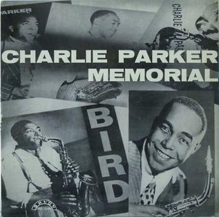 <i>Charlie Parker Memorial, Vol. 1</i> 1956 studio album by Charlie Parker