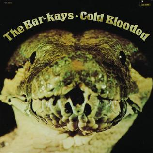 <i>Coldblooded</i> (album) 1974 studio album by The Bar-Kays