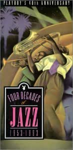 <i>Playboys 40th Anniversary: Four Decades of Jazz 1953–1993</i> 1993 box set by various artists