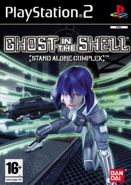 Ghost In The Shell Stand Alone Complex 2004 Video Game Wikipedia