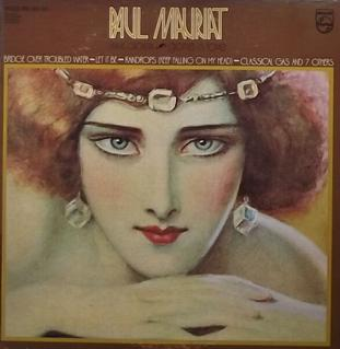 <i>Gone Is Love</i> 1970 studio album by Paul Mauriat and His Orchestra