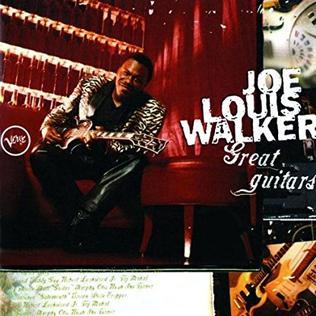 <i>Great Guitars</i> (Joe Louis Walker album) 1997 studio album by Joe Louis Walker
