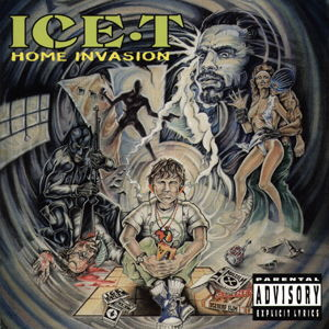 <i>Home Invasion</i> (album) 1993 studio album by Ice-T