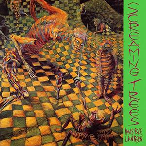 <i>Invisible Lantern</i> 1988 studio album by Screaming Trees