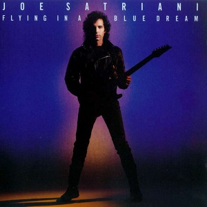 <i>Flying in a Blue Dream</i> 1989 studio album by Joe Satriani