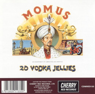 <i>20 Vodka Jellies</i> 1996 compilation album by Momus