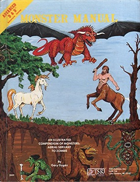 Advanced dungeons & dragons: monster manual ii (part 2).