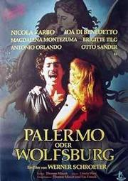 Resultado de imagem para Palermo oder Wolfsburg poster