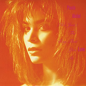 (Its Just) The Way That You Love Me 1989 single by Paula Abdul