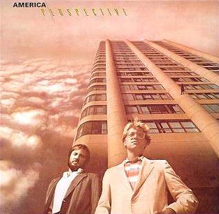 <i>Perspective</i> (America album) 1984 studio album by America