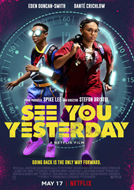 Picture of a movie: See You Yesterday