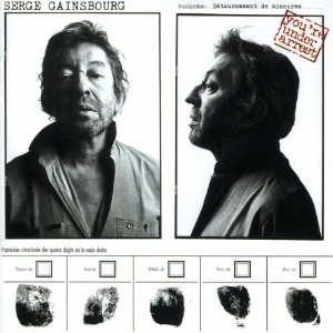 You Re Under Arrest Serge Gainsbourg Album Wikipedia