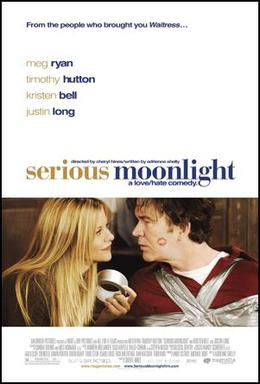 Movie release poster for Serious Moonlight, courtesy Magnolia Pictures