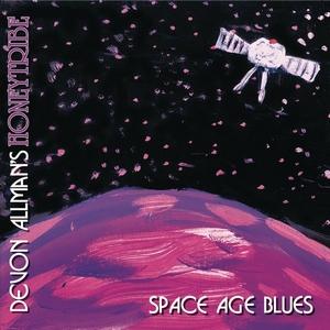 <i>Space Age Blues</i> 2010 studio album by Devon Allmans Honeytribe