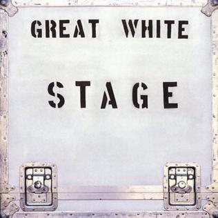 <i>Stage</i> (Great White album) 1995 live album by Great White