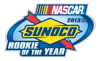 NASCAR Rookie of the Year awards given to the best rookie in each season of NASCAR national touring series racing