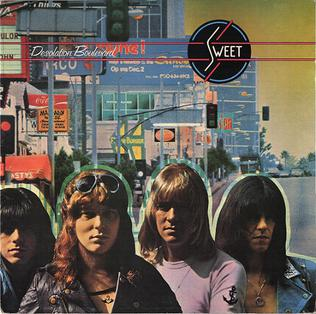 <i>Desolation Boulevard</i> 1974 album by Sweet