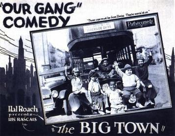 the big town 1925 film wikipedia