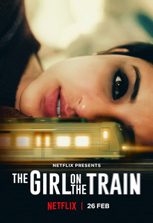 The Girl on the Train (2021 film) - Wikipedia