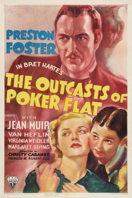 the outcasts of poker flat thesis The outcasts of poker flat was a 1919 american western film directed by john ford and featuring harry carey the film is considered to be lost the screenplay is based upon the 1869 story of the same name by bret harte.