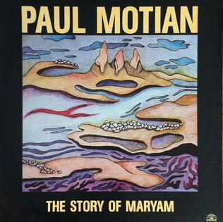 <i>The Story of Maryam</i> 1984 studio album by Paul Motian