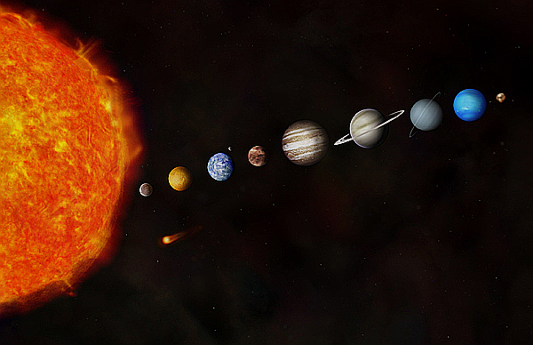 farthest dwarf planet from the sun - photo #12