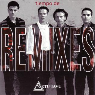 <i>Tiempo De Remixes</i> 1994 compilation album by Cetu Javu