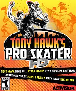 <i>Tony Hawks Pro Skater HD</i> 2012 video game