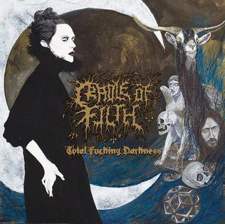<i>Total Fucking Darkness</i> album by Cradle of Filth