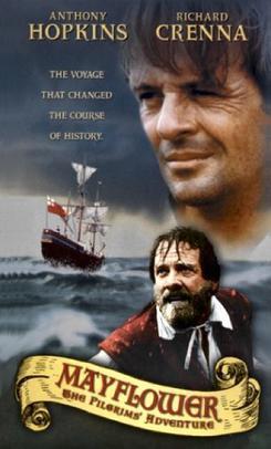Mayflower: The Pilgrim... Anthony Hopkins