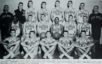 1959–60 Illinois Fighting Illini men's basketball team ...