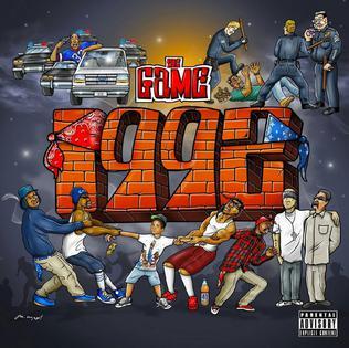 <i>1992</i> (album) 2016 studio album by The Game