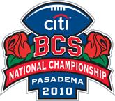 2010 BCS National Championship Game annual NCAA football game