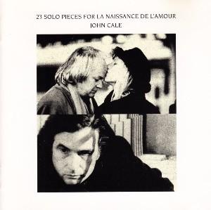 <i>23 Solo Pieces for La Naissance de LAmour</i> 1993 soundtrack album by John Cale