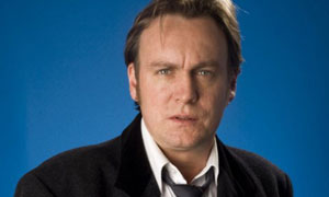 philip glenister interview